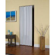 Spectrum Hz3280h Horizon Accordion Door 32 X 80-inch Vinyl White  sc 1 st  eBay & Spectrum Folding Home Doors | eBay