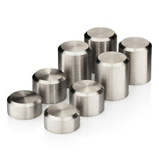 Pinewood Derby Car Tungsten Weight 8-Pack, 3oz total | Incremental Weights