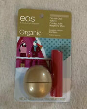 EOS Limited Edition 2-Pack Fireside Chai Sphere Pomegranate Raspberry Stick NEW