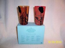 Partylite Tropical Votive Pair - Retired