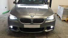 BMW 5 Series F10 F11 Xenon White HID Foglights Kit - H8 / H11 6000K or 8000K