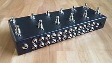 12 Looper-Loop Pedal-True Bypass-Guitar Pedal Board-Buzz Electronics