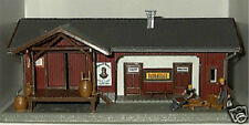 Model Power Ho Scale Redwood Station Lighted Building