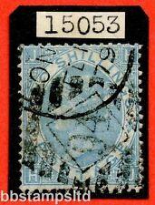 """SG. 120B. J118 (5). """"HJ"""". 2 / - Milky Blue. Piastra 1. un buon-BELLE utilizzato, ad esempio"""