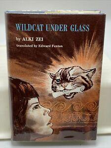 Wildcat Under Glass - Alki Zei - Hardcover 1930's Greek family, Dictator