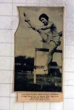 1927 Flying Nymph, Mrs Susan Johnson Omaha Nebraska