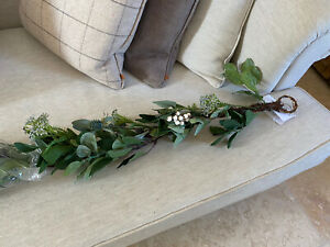 BNWT THE WHITE COMPANY ULTIMATE GREEN AND BERRY CHRISTMAS GARLAND