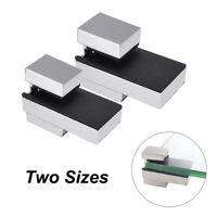 Adjustable Wall Mount Glass Floating Shelf Support Shelf Brackets Wood Metal Hot