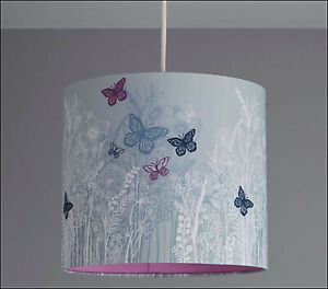 Easy fit Butterfly Lamp shade Table Lamp and ceiling pendant VINTAGE RETRO CUTE