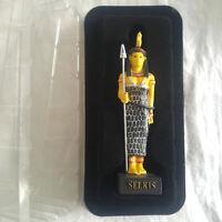 SELKIS - FIGURINE DIEUX DE L'EGYPTE ANTIQUE - en résine, comme neuf emballé