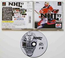 NHL 97 sur Sony PLAYSTATION 1 PS1 Japan