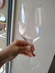 "RIEDEL Vinum Cabernet Sauvignon, 9"" Wine Glasses"