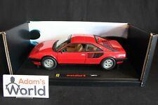Hot Wheels Elite Ferrari Mondial 8 1:18 red (Pjbb)
