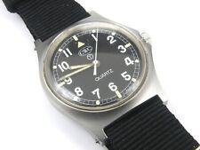 """CWC G10 """"Fatboy"""" 1983 British Army Issued Military Quartz Watch"""