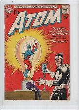 Atom #8 good to vg