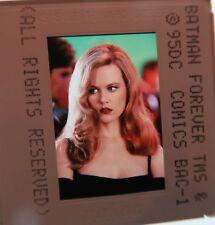 BATMAN FOREVER CAST Val Kilmer Jim Carrey Nicole Kidman 1995 SLIDE 49
