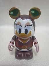 "Disney Vinylmation Mechanical Kingdom AVIATOR DAISY DUCK Steampunk 3"" Figure"