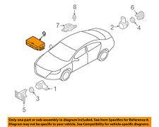 VW VOLKSWAGEN OEM 2010 CC Electrical-Control Module 1T0919475P