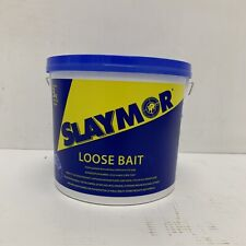 Slaymor Professional Rat & Mouse Poison Bait Rentokil Rodenticides 3 Kg Bucket