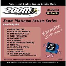 Zoom Karaoke-CDGs & -DVDs mit Rock