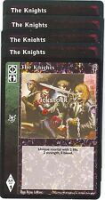 The Knights x5 Jyhad Ce Lot B Vtes