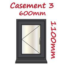 Casement Grey Home Windows