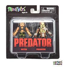 Predator Minimates Series 1 Dutch & Predator