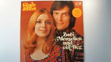 Cindy & Bert Zwei Menschen und ein Weg BASF 2021721-3 LP73