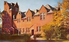 Amherst~University of Massachusetts~South College~Campus Building~1960 Postcard