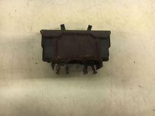 SQUARE D MO4 BREAKER USED 15A 120V 4 POLE BREAKER SEE PICS CHIPPED HANDLE #A63