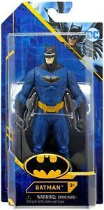 Spin Master DC Batman Blue Suit 2020 6 inch figure