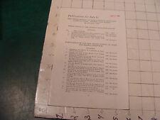 Vintage Publications For Sale 1958-New Mexico Bureau Of Minerals Resorces 16pgs