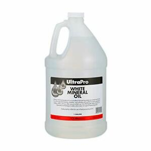 UltraPro Food Grade Mineral Oil 1 Gallon 128oz for Lubricating and Protecting...