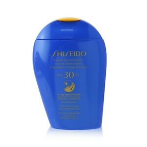 NEW Shiseido Expert Sun Protector SPF 30 UVA Face & Body Lotion (Turns 150ml