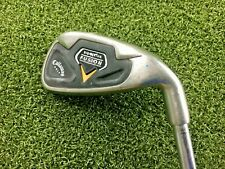 Callaway Big Bertha Fusion 6 Iron  /  RH  /  NSPro REGULAR Steel  / 595
