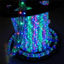 20 Metri Tubo Luminoso LED RGB  Natale per Esterno - Multicolore