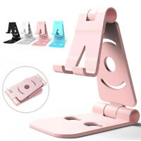 Foldable Swivel Phone Stand Desk Adjustable Phone Holder Fr iphone samsung s10 +