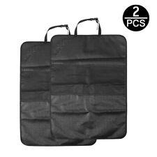 2 Pack Back Seat Protectors Car Seat Kick Mat Cushion Cover Set Auto Care Set Us