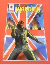 ETERNAL WARRIOR YEARBOOK #1 - VALIANT Comics - SIGNED X 2 (1993)