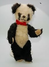 Sweet 1940/50's Deans Panda Bear -  Old Vintage Antique English Teddy