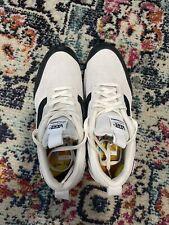 Size 8.5- VANS UltraRange Pro x Tyson Peterson Marshmallow Black