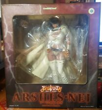 Bastard!! ARSHES NEI 1/6 PVC Figure Statue AUTHENTIC Japan Orchid Seed
