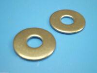 60 Edelstahl V2A Unterlegscheiben MIX M2- M8 DIN 9021 Sortiment