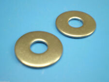 60 Stainless Steel V2A Washers Mix M2- M8 DIN 9021 Assortment