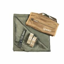 Gear Aid McNett Tactical Ultra Compact Microfiber Towel & Bag Green Medium Camp