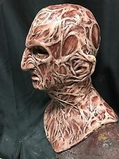 """Freddy Silicone Mask """"Dream Master"""" Part 4 krueger WFX  Special!"""