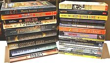 Lot 25 Assorted Accelerated Reader (AR) Level 4 Books L14
