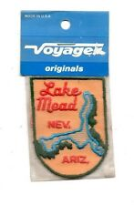 Lake Mead Nevada Voyager Travel Souvenir Patch - Brand New - Free Shipping!