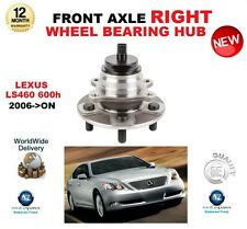 FOR LEXUS LS460 600h FRONT RIGHT BEARING HUB 2006->ON BRAND NEW ** OE QUALITY **