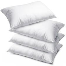Evelyn Living Super Bounce Back Pillows - Pack of 4